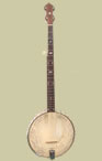 Bacon ff Professional 5-string banjo