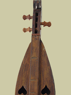 Thomas Kentucky Dulcimer