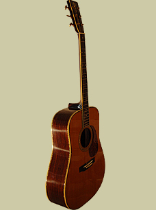 Martin Custom Shop D-45 Guitar