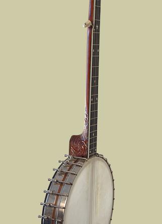how to make a 3 string banjo