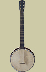 Vega Imperial Electric Guitar-Banjo